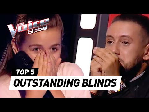 BEST Blind Auditions in The Voice Kids PART 4