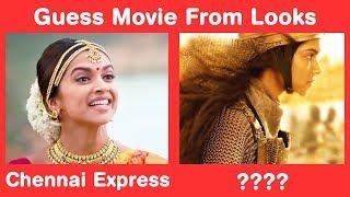 Deepika Padukone Visual Memory Challenge - Guess Movies from Looks