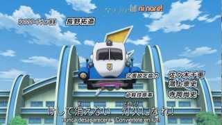 Inazuma Eleven GO Chrono Stone Opening 1 [Sub. Español]