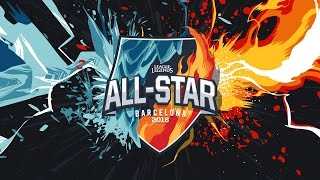 2016 All-Star Event: Day 1