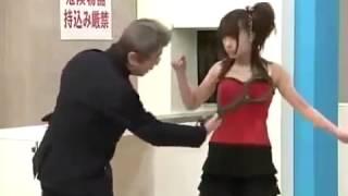 كامرة خفية يابانية مضحك