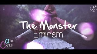 Eminem - The Monster (Ft. Rihanna) [Subtitulado + Lyrics][HD]
