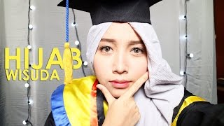 HIJAB TUTORIAL WISUDA // SIMPLE // FATHI NRM - INDONESIA