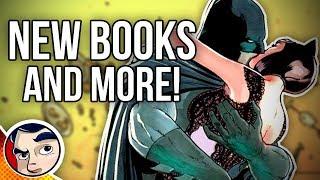 Batman Dead? Marvel Rebooting? Comics TONIGHT! #NCBD