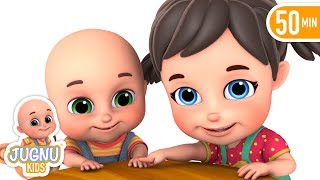 Akkad Bakkad Bambe Bo - Nursery rhymes in hindi - Hindi rhymes and baby songs, poem for kids