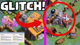 WARNING- DON'T Stop at Loot Cap + Clash of Clans Builder Hall 3 GLITCH!