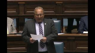 Dennis Smook in Question Period on May 19, 2017
