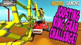 Scrap Mechanic - Ring Jousting Challenge!