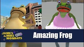 Amazing Frog (PC) James & Mike Mondays