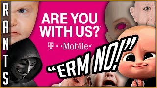 T-Mobile Tries Selling Me A Baby? | #LittleOnes 2018 EPIC CRINGE | Superbowl Commercial Propaganda