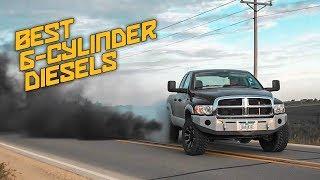 10 Of Best Sounding 6-Cylinder Diesel Engines