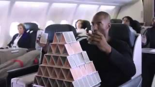 Kobe Bryant vs Lionel Messi Legends on Board Turkish Airlines Commercial   YouTube2