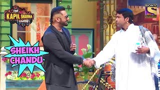 Sheikh Chandu's Dubai Tea Stall - The Kapil Sharma Show