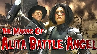 The Making of Alita Battle Angel
