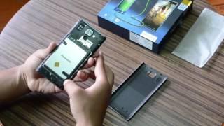 Panasonic P66 Mega Unboxing