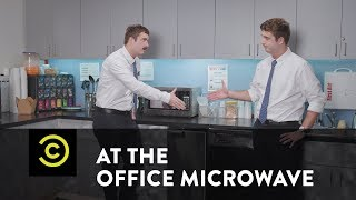 At the Office Microwave