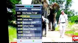 Some Secramble channels Free To Air On Asiasat7.