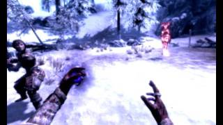 Skyrim - Spell Absorb interfering with conjuration