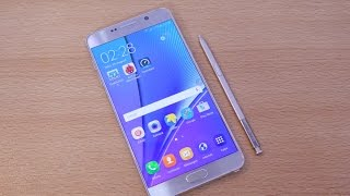 Samsung Galaxy Note 5 - Full Review HD