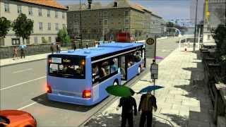City Bus Simulator Munich 2 CBS2 [1080p]