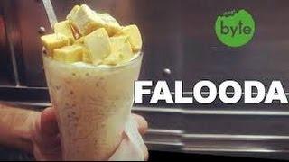 Falooda/Faluda - Hyderabad - Street Food, Summer Special