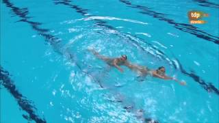 Luisa Borges/Maria Miccuci (BRA) Free Duet Final Kazan World Championships 2015
