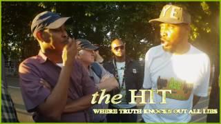 Hebrew Israelite  Brother TY| Somali & Arab Muslim Interrogate Hebrew History -Deny Slavery Racism