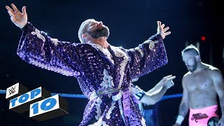 Top 10 SmackDown LIVE moments: WWE Top 10, August 29, 2017