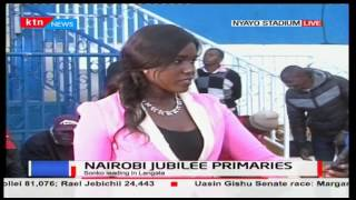 The following are the Jubilee Party winners in Nairobi County