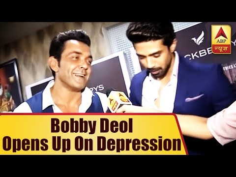 Bobby Deol Opens Up On DEPRESSION ABP News