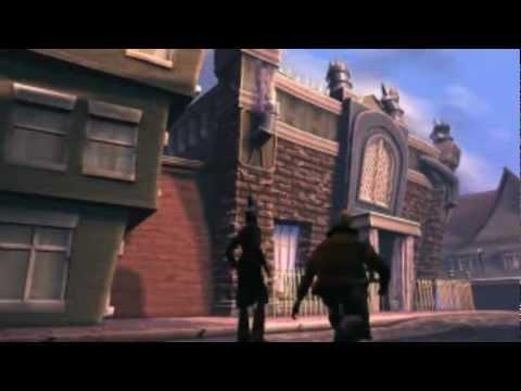 Medievil 2 PS1 Game Movie.avi