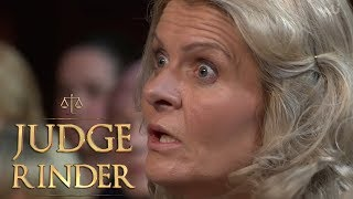 Defendant Accuses Woman of Verbally Abusing Her | Judge Rinder