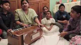 গান শিক্ষা - বিকশিত নারী সংঘ Bikoshito Nari Shongho