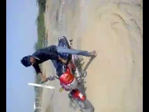 balu (mohanraj) bike video