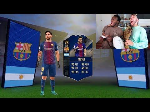 Xxx Mp4 LOS TOTY FIFA 18 FUT DRAFT PACK OPENING TOTY 3gp Sex