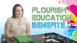 Benefits of working with Flourish Education