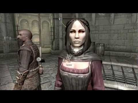 Skyrim Dawnguard - Ending & Final boss HD - Dawnguard path ending walkthrough part 44 (final part)