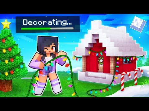 My SECRET DECORATIONS For My Minecraft House