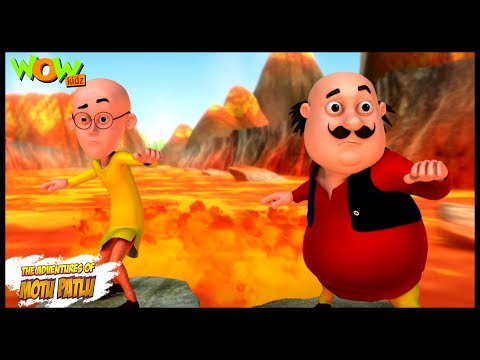 The Game - Motu Patlu in Hindi - 3D Animation Cartoon for Kids -As seen on Nickelodeon