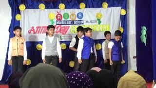Abdul Arabic Dance - RIMS INTERNATIONAL SCHOOL