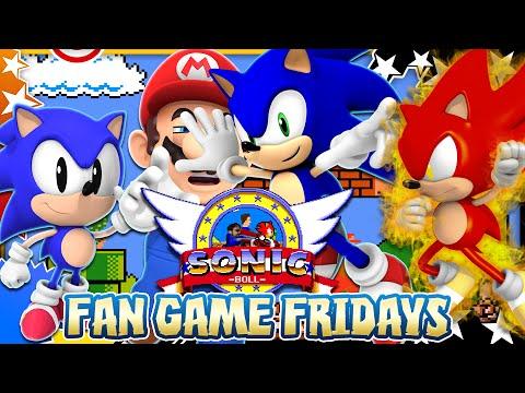 Fan Game Fridays Sonic Boll