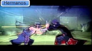 Naruto Shippuden Ultimate Ninja Impact | All Ultimate Jutsu And Golpes de Gracia 100%