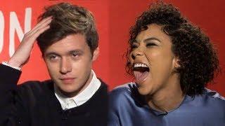 Cast of Love, Simon Plays 'Simon Says' & Reveals CRAZIEST Hidden Talents