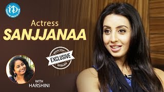 Actress Sanjjanaa Exclusive Interview || Talking Movies With iDream #458
