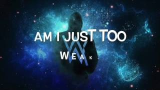 Alan Walker - Force - With Vocals and Lyrics!