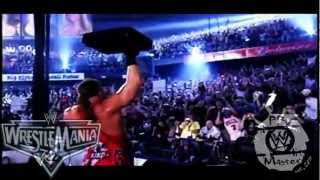 Wrestlemania 22 (Highlights) HD