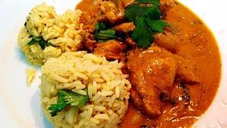 CÓMO HACER POLLO TIKKA MASALA | Chicken Tikka Masala | India Gastronomy | Belén RU