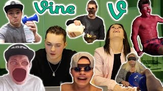 REACTING TO MY OLD VINES!
