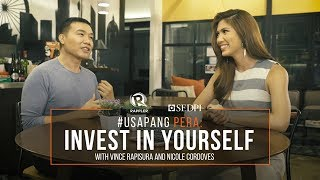 #UsapangPera: Invest in yourself