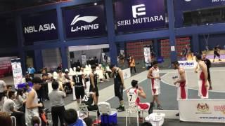MALAYSIA VS IRAN (ASIAN UNIVERSITY 2017 Basketball 3X3)